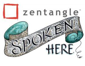 Zentangle Spoken Here
