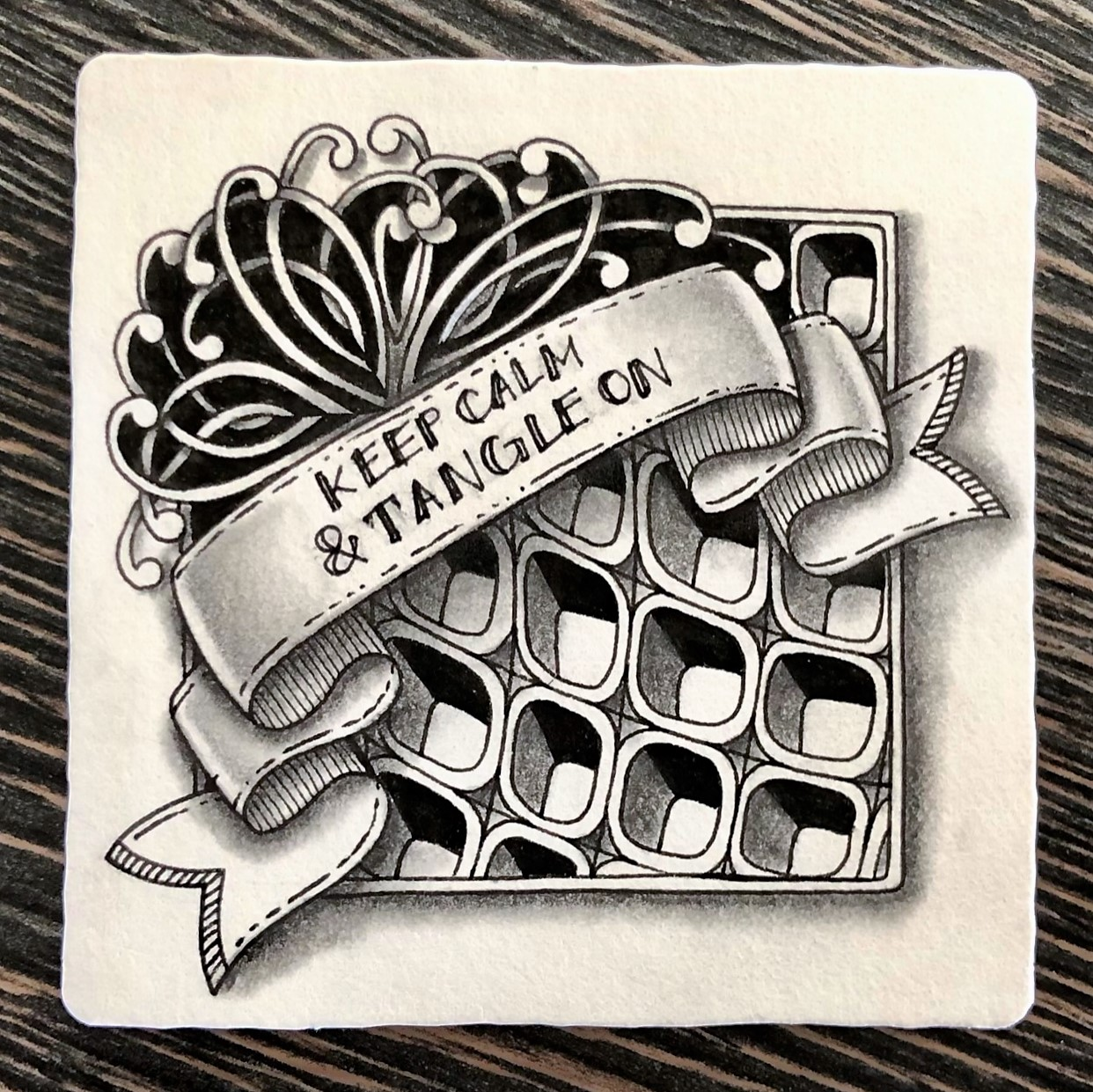 Introduction to Zentangle